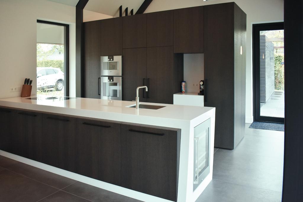 Maatwerk keuken woonhuis