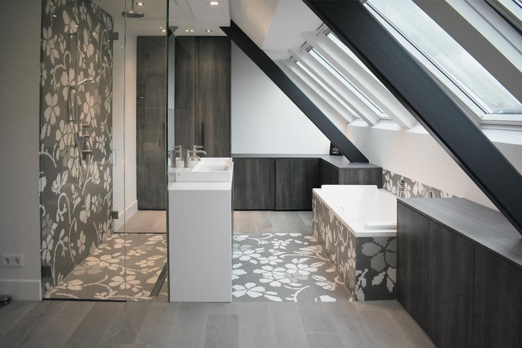 badkamer woonhuis