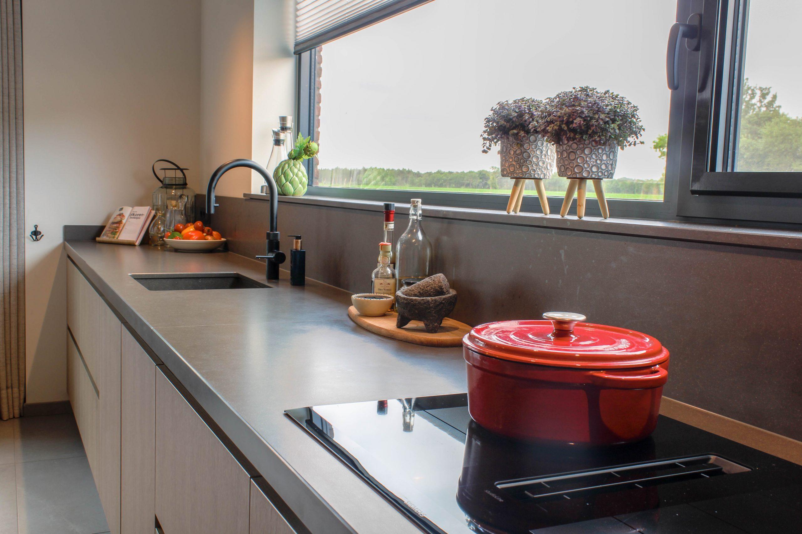 Woonhuis keuken